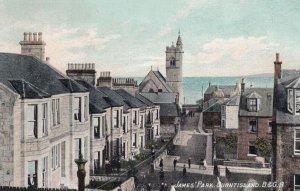 BURNTISLAND , Scotland , 1900-10s ; James Park