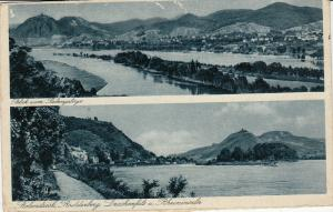 2-Views, Rodderberg, Drachenfels U. Rheininselm, ROLANDSECK (Rhineland-Palati...