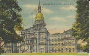 Lansing, Mich.,  Michigan State Capitol