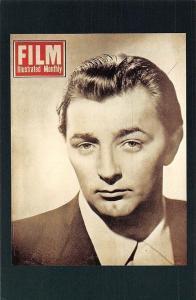 Film Illustrated Monthly, Robert Mitchum (1917-) Nostalgia Reprint