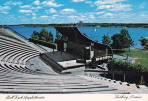 Bell Park Amphitheatre, SUDBURY, Ontario, Canada, 50-70's