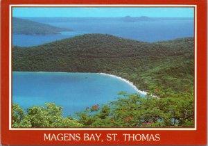 postcard Virgin Islands - Magens Bay, St. Thomas