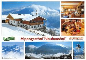 Alpengasthof Neuhaushof Neukirchen am Grossvenediger Winter