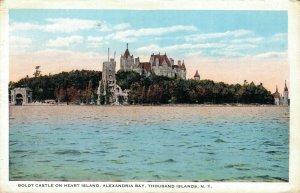 USA New York Boldt Castle on Heart Island Alexandria Bay Thousand Islands 03.31