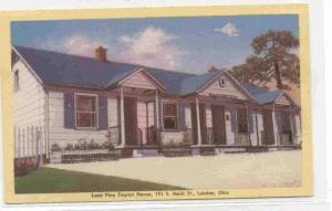Lone Pine Tourist Haven, London, Ohio,40-60s