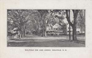 WALPOLE , New Hampshire , 1900-10s ; Inn