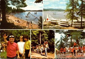 New York Schroon Island Word Of Life Island 1980