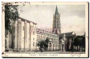 Toulouse - Saint Sernin - Vue Generale - Old Postcard