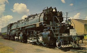 MN - Two Harbors. The Malley, World's Largest Steam Locomotive