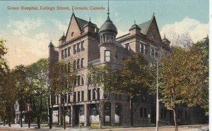 TORONTO , Ontario , 00-10s ; Grace Hospital, College Street