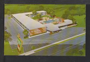 Holiday Inn,La Salle - Peru,IL Postcard
