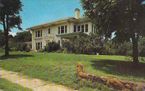 Texas Weatherford Early Home Of Mary Martin