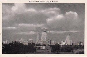 Oklahoma City Skyline Of Oklahoma City