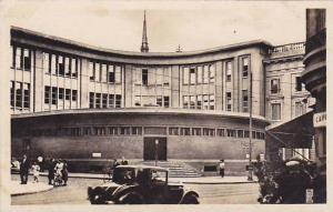 RP; La Poste, Reims, Champagne-Ardenne, France, PU-1934