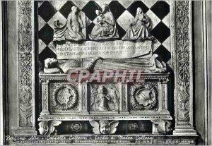 Postcard Modern Superior Bergamo Colleoni Chapel Tomb of Medea Colleoni