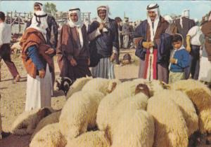 Israel Beersheba Market Day