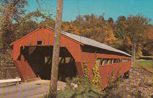 Vermont Taftsville Covered Bridge