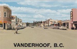 Street View , VANDERHOFF , B.C. , Canada , 40-60s