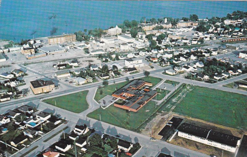 Aerial View, ROBERVAL, Quebec, Canada, PU-1987