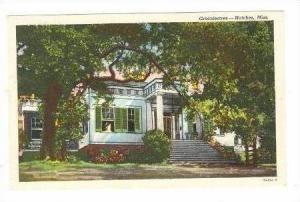Greenleaves - Natchez, Mississippi, 30-40s
