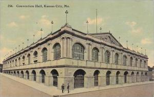 Missouri Kansas City Convention Hall