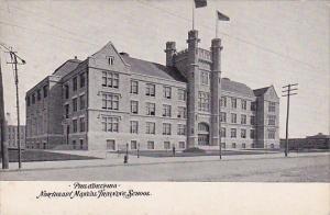 Pennsylvania Philadelphia Northeast Manual Training School