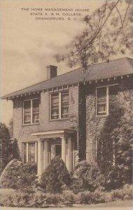 South Carolina Orangeburg The Home Management House State A & M College