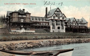 br105933 lake louise hotel laggan alberta canada