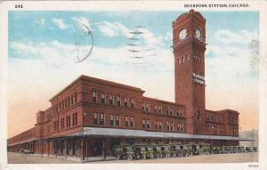 Dearborn Station, Chicago, Illinois, PU-1927