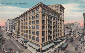 California Los Angeles Bullocks Department Store