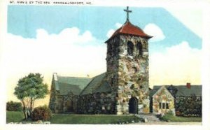 St. Ann's by the Sea in Kennebunkport, Maine