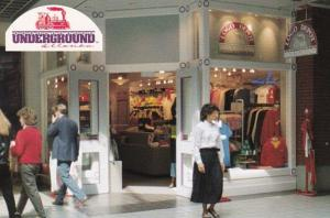 Georgia Atlanta Underground Atlanta Logo Depot Gift and Souvenir Shop