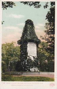 Massachusetts Lexington Revolutionary Soldiers Monument