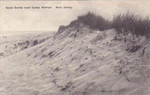 New Jersey Sand Dunes Near Camp Whelen Albertype
