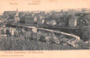 Freiheit Hintermauer und Obermeisa Germany Unused