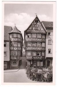 Wertheim am Main Fachwerkhauser am