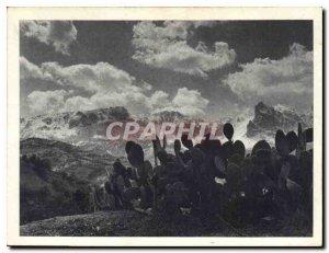 Modern Postcard Les Monts Djurdjuran Kabylie