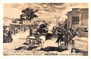 Street Scene, Wesley Ruggles, Arizona starring Jean Arthur Movie Star Actor U...