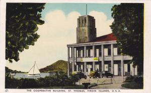 The Cooperative bldg , St Thomas , V.I. , 40-50s