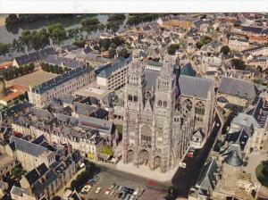 France Tours La Cathedrale Saint-Gatien