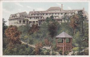 East Front, Pocono Manor Inn, Pocono Manor, Pennsylvania, 10-20s