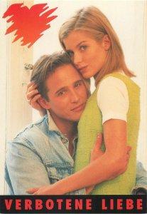 German television entertainers Valerie Niehaus & Andreas Brucker Verbotene Liebe