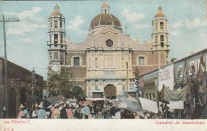 Catedral de Guadalupe  , Mexico City , 1901-07