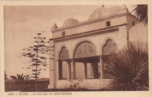 Tunisia Tunis La Kouba Du Belvedere