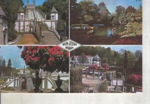 Postal 014149: Vistas varias de Bom Jesus, Braga, Portugal