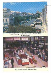 2Views, Showing The Location Of The Nassau Shop On Bay Street, Interior Of Th...