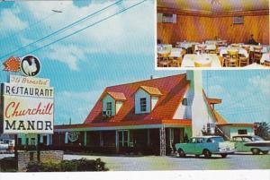 Kentucky Shelbyville Churchill Manor 1967