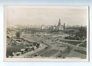 192201 ARGENTINA BUENOS AIRES Puerto Vintage photo postcard