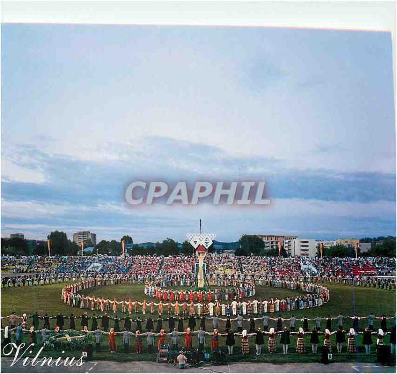CPM Vilnius The National Song and Dance Festival the World's Cultural Heritage F