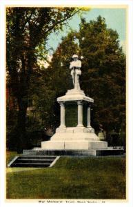 6959   Nova Scotia   Truro  war Memorial
